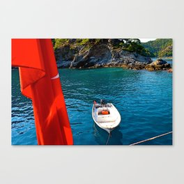 Turkish Life Canvas Print