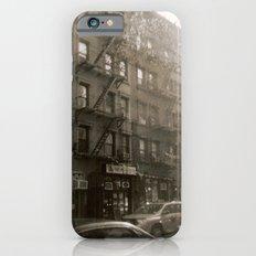 New York Street with Holga iPhone 6s Slim Case