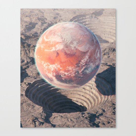 Second chance Canvas Print