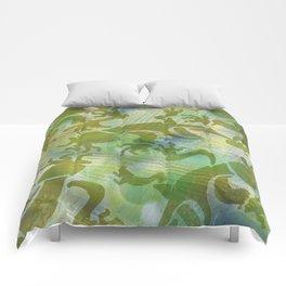 Cave Art 2 Comforters