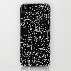 Halloween Horrors Slim Case iPhone (5, 5s)