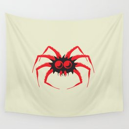 Itsy Bitsy Spider Gary Wall Tapestry