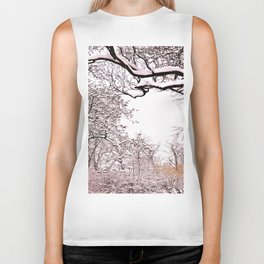 Wintertime is coming Biker Tank
