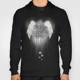 Angel of the chaos Hoody