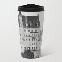 Haunting Bavarian Castle Travel Mug