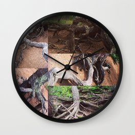 heséo'ho Wall Clock