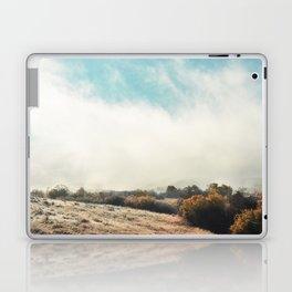 Fog in the Willows Laptop & iPad Skin