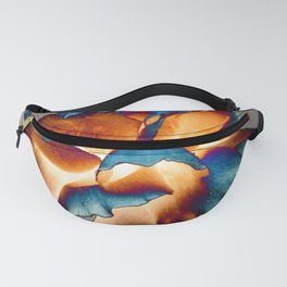 VIBRANT ROSE Fanny Pack