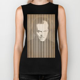 All work and no play makes Jack a dull boy Biker Tank