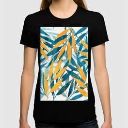 Gold and Blue T-shirt