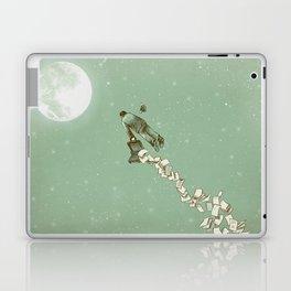 Solitary Flight Laptop & iPad Skin