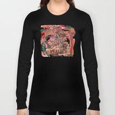Village of Forest Long Sleeve T-shirt