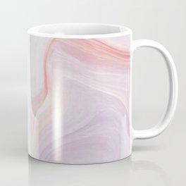 Pink And White Stone Coffee Mug