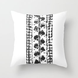 Crochet Impressions: LEAVES Throw Pillow