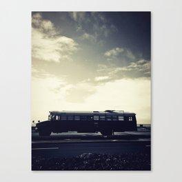 we bus Canvas Print