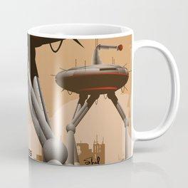 Martian War Machines! Coffee Mug