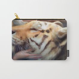 Angel of Tigers Carry-All Pouch