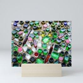 Glass Wall Mini Art Print