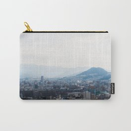 Hiroshima City from Above Carry-All Pouch