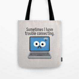 The Social Notwork Tote Bag
