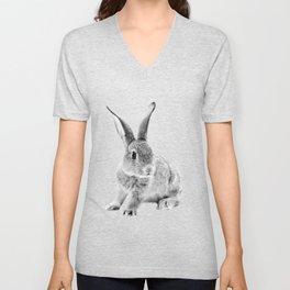 Rabbit 25 Unisex V-Neck
