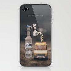 Poppin' Bottles iPhone & iPod Skin