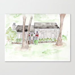 Tricia Canvas Print