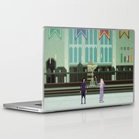 hogwarts Laptop & iPad Skins featuring Hogwarts by FuliFuli