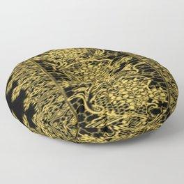 Primrose Yellow Lace Floor Pillow