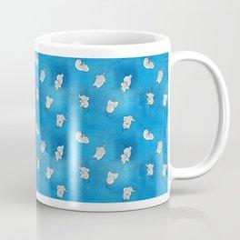 Floaty Eles Coffee Mug