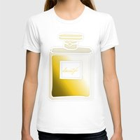 perfume T-shirts featuring Society6 Perfume by Jessica Slater Design & Illustration