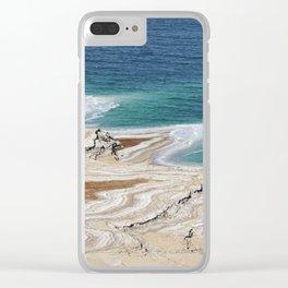 Salt Clear iPhone Case