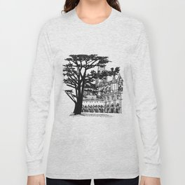cloister shadow Long Sleeve T-shirt