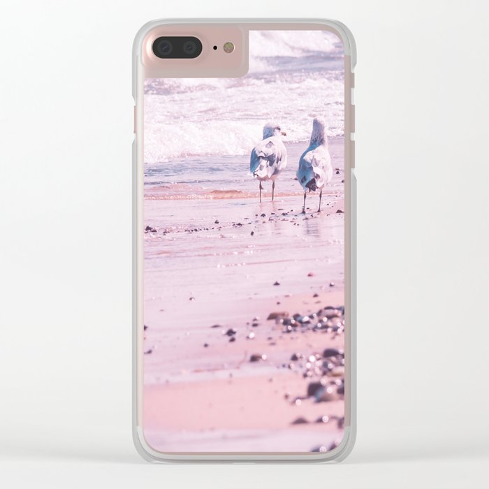 Shorians Clear iPhone Case