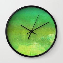 Abstract No. 305 Wall Clock