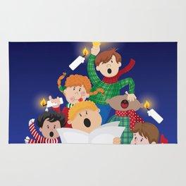 Children's Christmas Rug