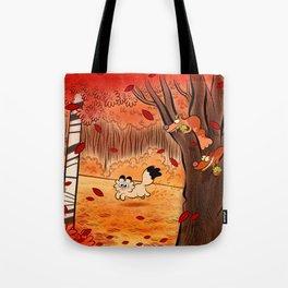 automne Tote Bag