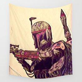 Boba Fett: Bounty Hunter Wall Tapestry