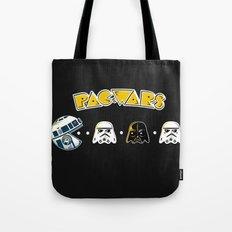 Pac Wars Tote Bag