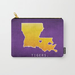 Louisiana State Tigers Carry-All Pouch