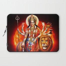 Hindu Durga 8 Laptop Sleeve