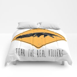 Fear the Real Killers - Anteater Comforters
