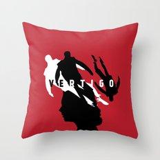 Vertigo Throw Pillow