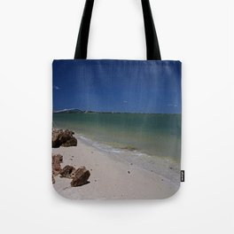 Exalted in the Sea Tote Bag
