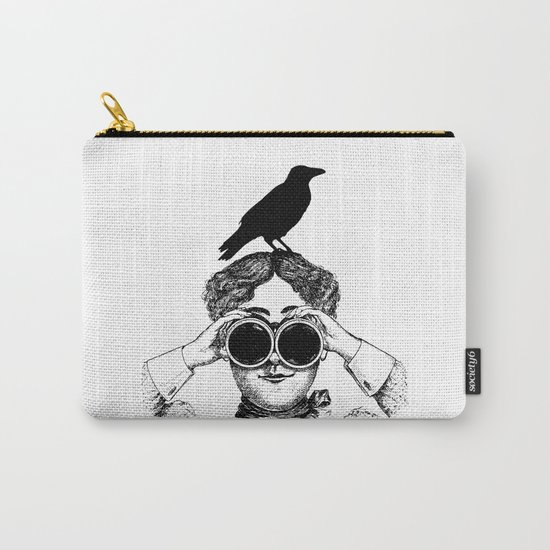 Where's that bird?! - humor Carry-All Pouch