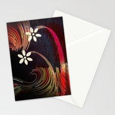 Swirly Girly Stationery Cards