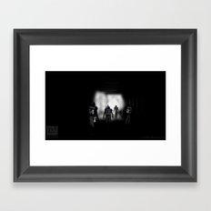 NY Giants Super Bowl XLVI Framed Art Print
