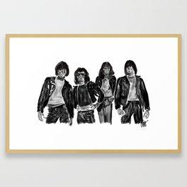 Ramons Framed Art Print