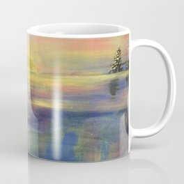 From Nothern light to Sunrise Coffee Mug