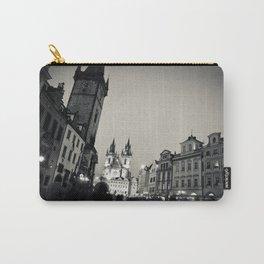 The Orloj: Prague, Czech Republic.  Carry-All Pouch